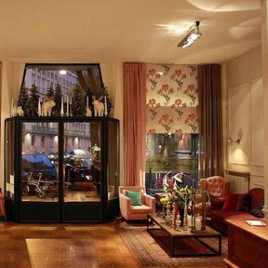 Italie Hotel: guida francese con una selezione di boutique hotels in Italia
