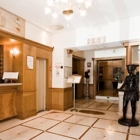 Progetto sito web responsive: Grand Hotel Europa Napoli