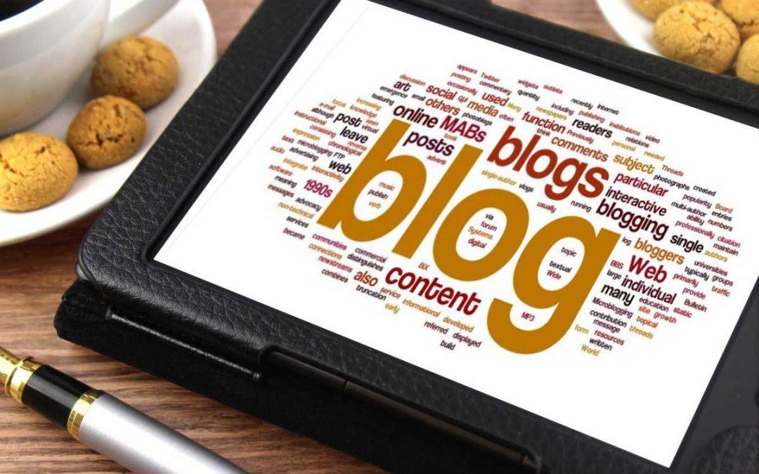 Il blog aziendale come strumento di Web marketing