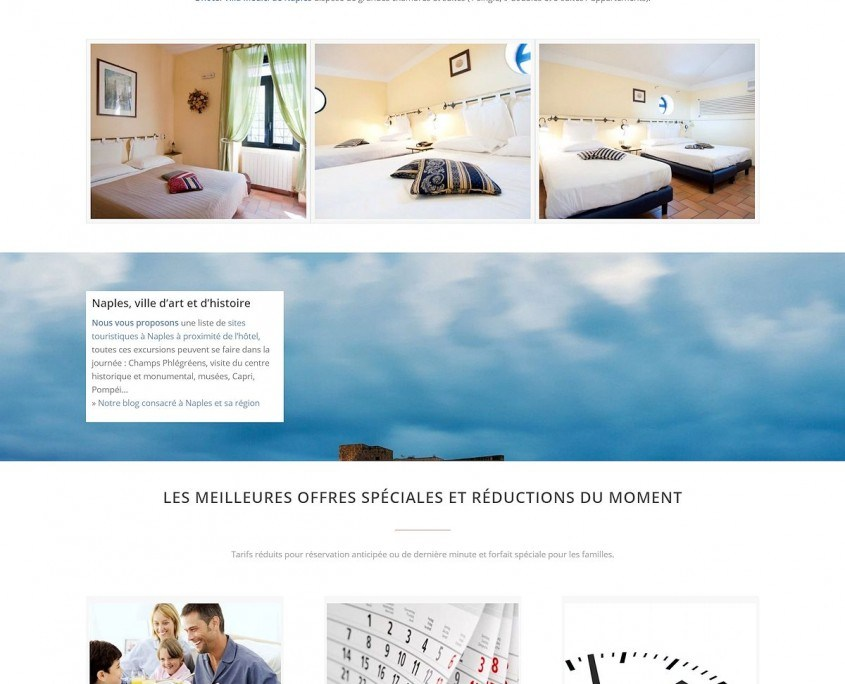 Progetto Hotel Villa Medici midle
